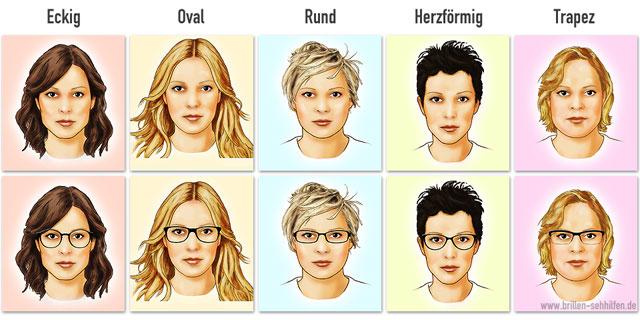 heiß seeling original elegant und anmutig Neuestes Design Damenbrillen - Gestelle, Modelle und online bestellen